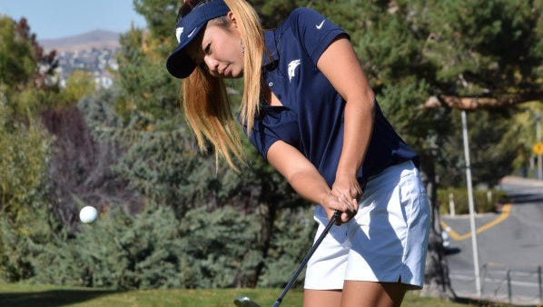 Wolf Pack freshman Mari Nishiura shot 1-under 71 on Wednesday to finish at 4 over in the tournament, which tied for ninth.