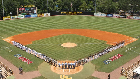 Southern Mississippi will host a NCAA Regional at Pete