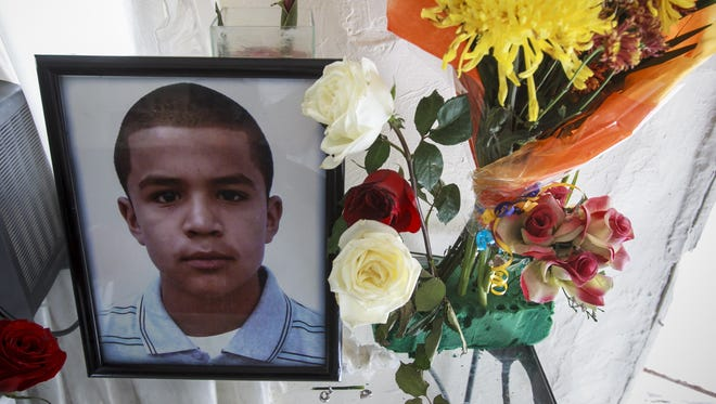 Jose Antonio Elena Rodriguez was killed on Oct. 10, 2012, in Nogales, Mexico, as Border Patrol Agent Lonnie Swartz was shooting through the border fence.