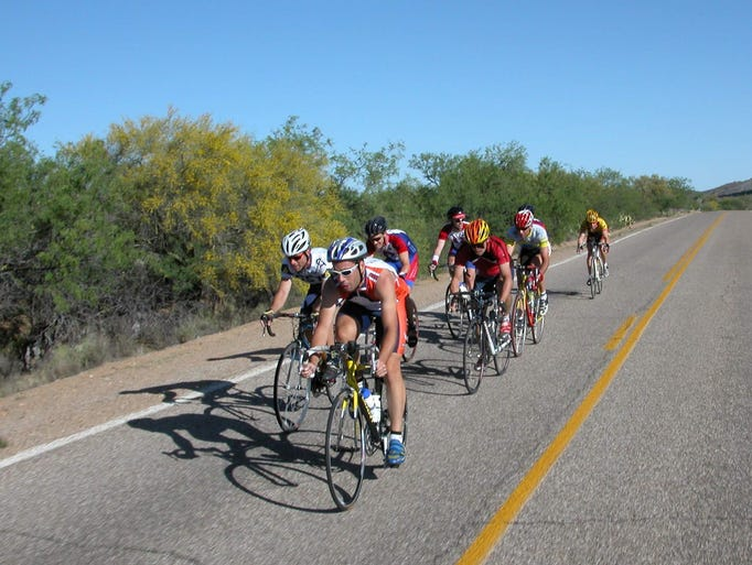 10/10: Cochise County Cycling Classic | Starting and
