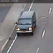 City police looking for green van involved in attempted abduction
