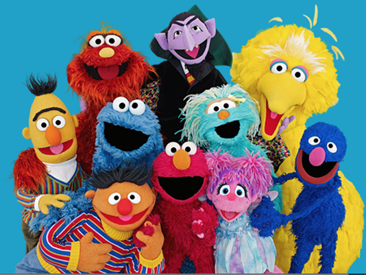 The Symbols And Emotions Of Sesame Street Characters The