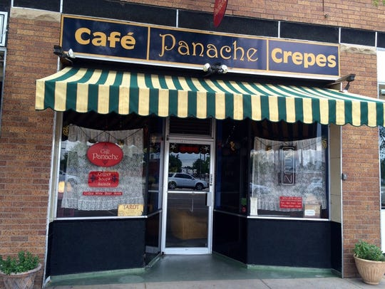 Cafe Panache is a downtown Loveland restaurant.