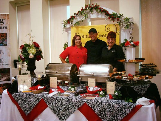 Double Eagle Restaurant and Peppers Cafe will be one of the many restaurants participating in this year's 10th annual Taste Las Cruces Fundraising event from 6 to 9 p.m. Thursday, June 8, at the Las Cruces Convention Center.