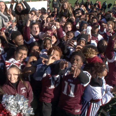 The Red Zone Roadshow visits Red Bank Regional High