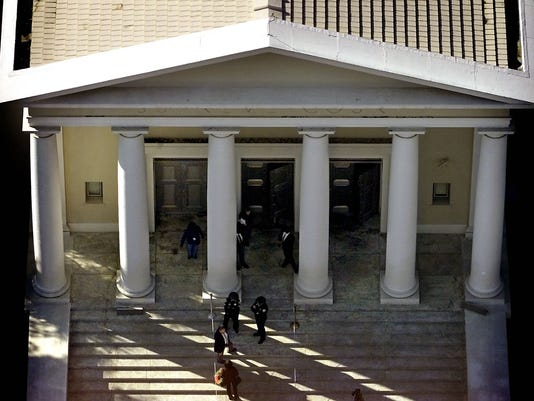 An overview shows the Florida Supreme Court as the