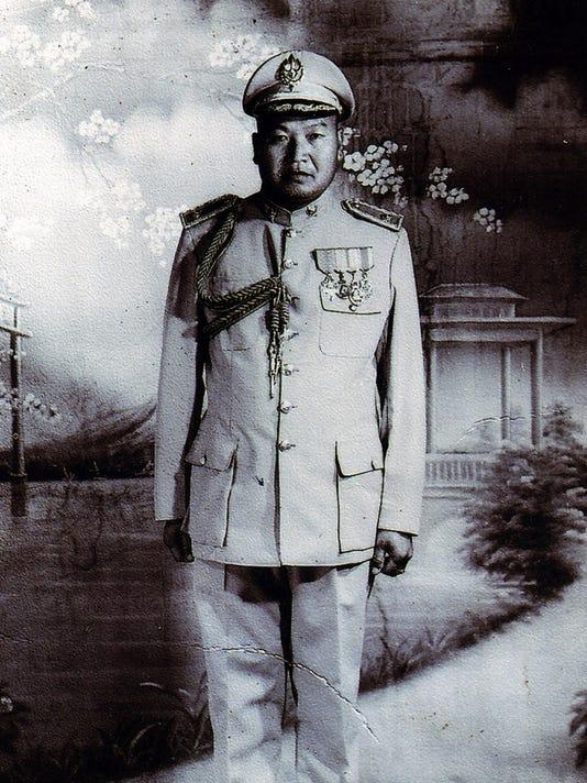 Lt. Col. Youa Kao Vang