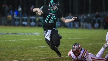 Mountain Heritage's Trey Robinson picks up third college offer