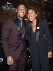 """Michael Strahan and Robin Roberts are two of the anchors of ABC's """"Good Morning America."""""""