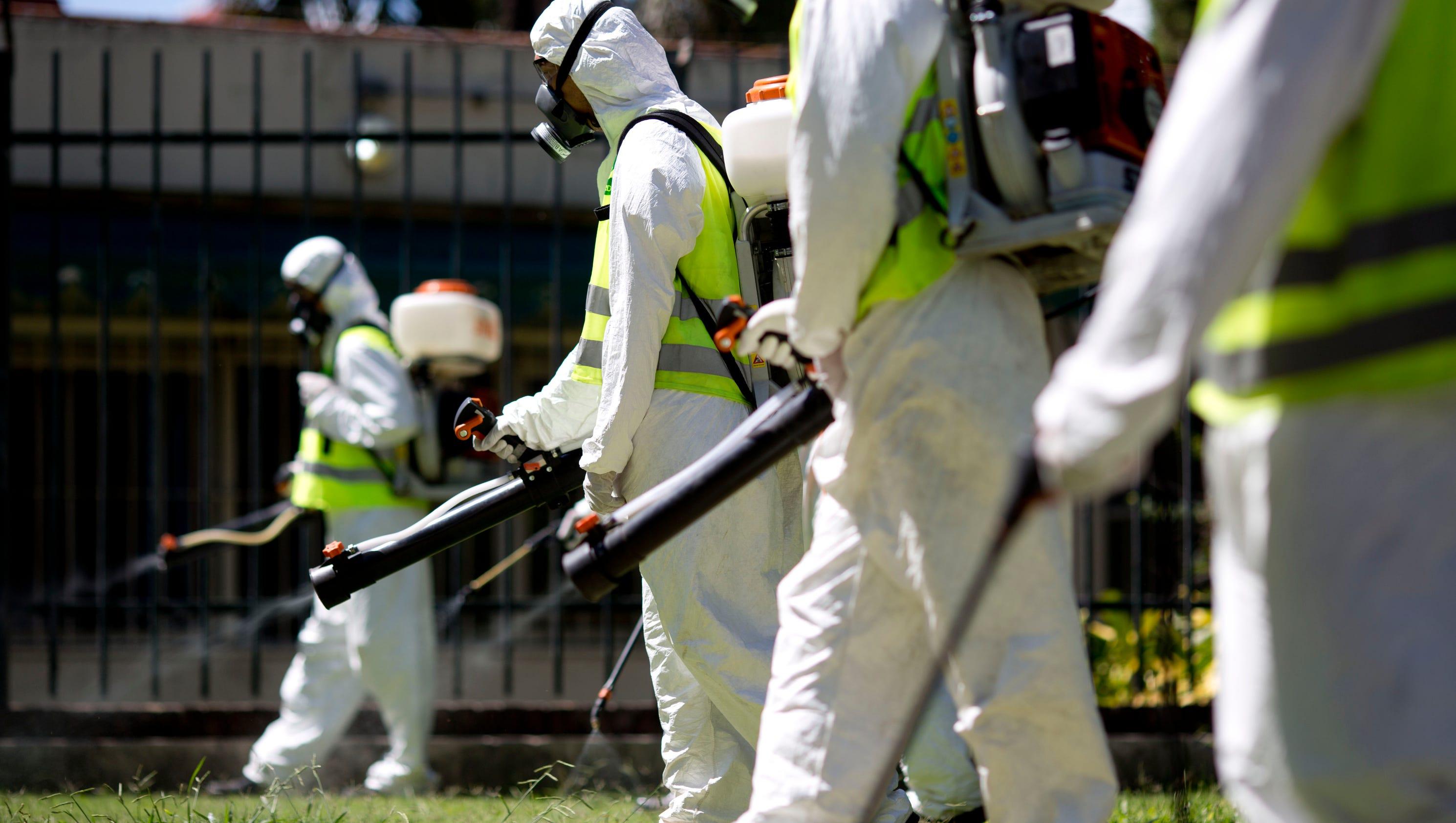 USA must prepare for Zika Virus