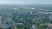 A view of downtown Battle Creek.