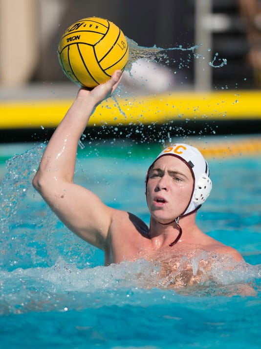 USC water polo plays for title with memory of fallen teammate