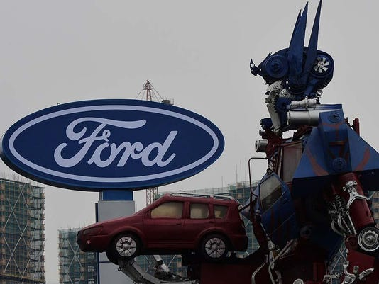 Ford Has Record June Sales In China