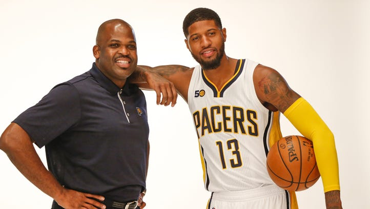 5 things we learned from Pacers media day
