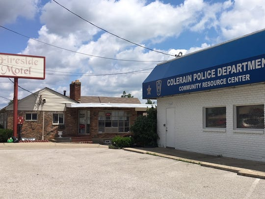 Colerain Township developed the Colerain Resource Center,