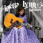 Loretta Lynn performs at the Americana Music Fest at Ascend Ampitheater Saturday, Sept. 19, 2015, in Nashville, Tenn.
