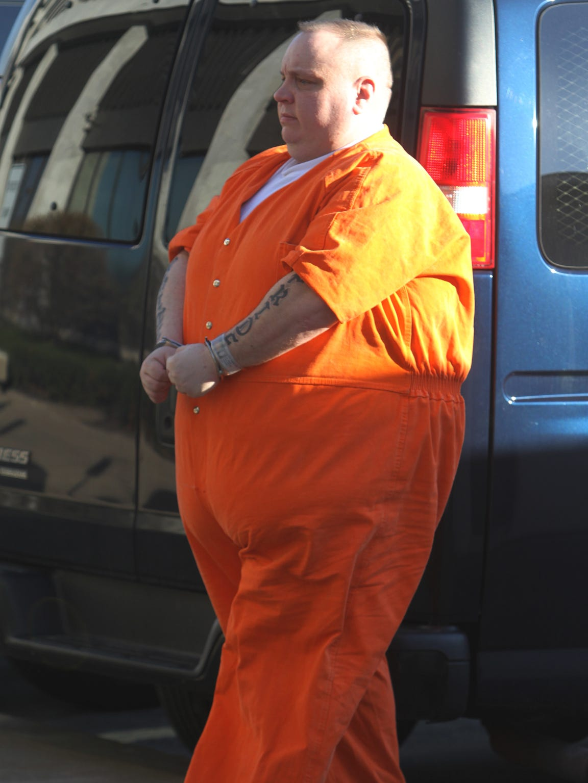 Thomas Cramer of Brighton, seen here in 2012, entering