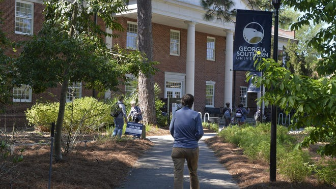 Georgia Southern has the fifth-largest enrollment of UGA system schools.