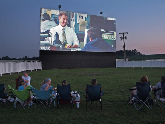 The Valle Drive-In is one of four remaining drive-in