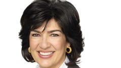 Christiane Amanpour will host 'Amanpour and Company' on PBS, in collaboration with CNN.