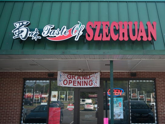 Taste of Scechuan is located in a Route 70 strip mall in Cherry Hill.