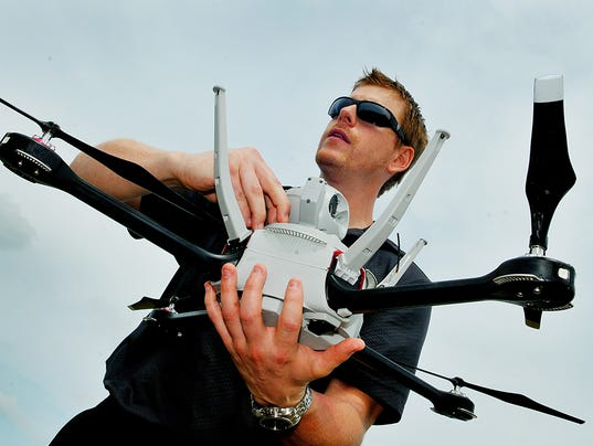 drone demo 051114
