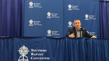 J.D. Greear: 3 things to know about the new Southern Baptist Convention president