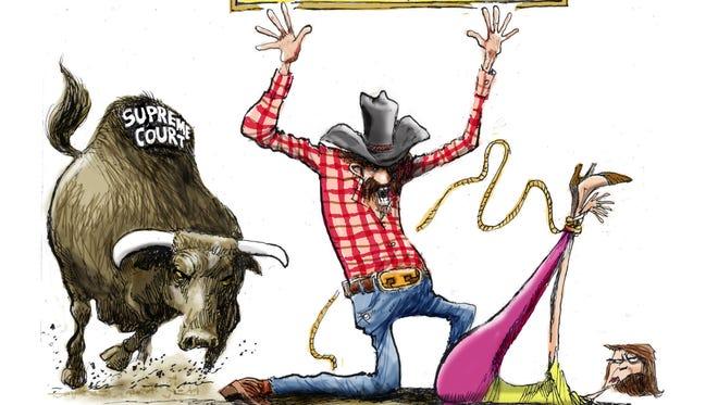 cartoon for June 29, 2016