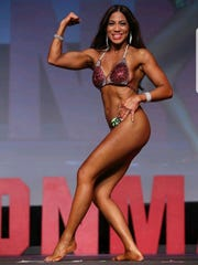 Barbara Limtiaco placed third in the Physique 35 and first in the Figure Novice categories of the 2017 NPC Washington IronMan Natural Bodybuilding, Classic Physique, Fitness, Figure, Bikini and Physique Championships in Seattle, Washington.