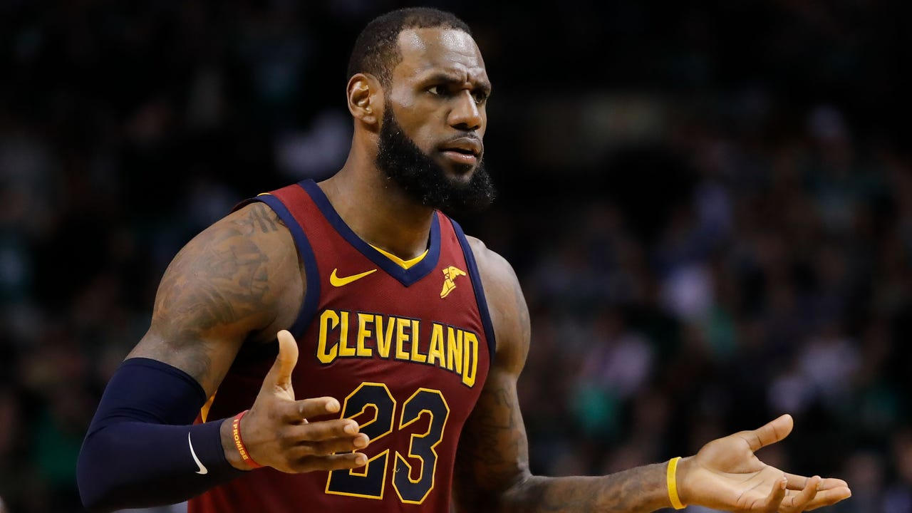 LeBron James recalled in near-perfect detail the first few minutes of the fourth quarter, when the Celtics put the Cavaliers away for good in Game 1 of the Eastern Conference finals.