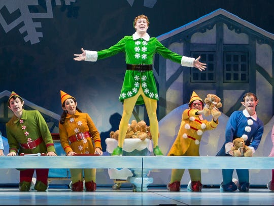Don't miss Elf the Musical Nov. 1-2 at the Spencer.