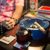 Jerry's Cigar Shop holds festival to celebrate  25-year milestone