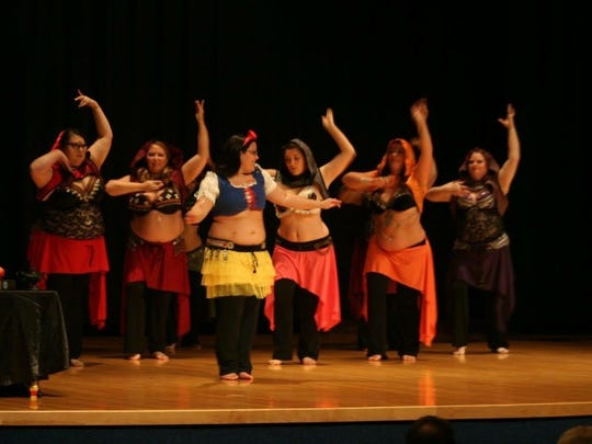 The show will feature belly dancers from different studios. Red Moon Studios put a call out for local belly dancers to participate.