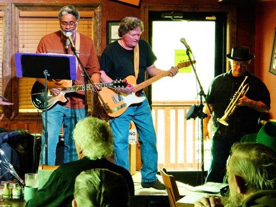 The AKA Band makes the sounds of Gospel echo through