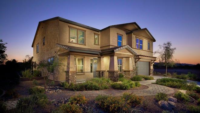 Cadiz at Sedella has 80 home sites in Goodyear.
