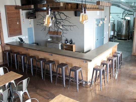 Noble Roots Brewing Co., 2790 University Ave., Green