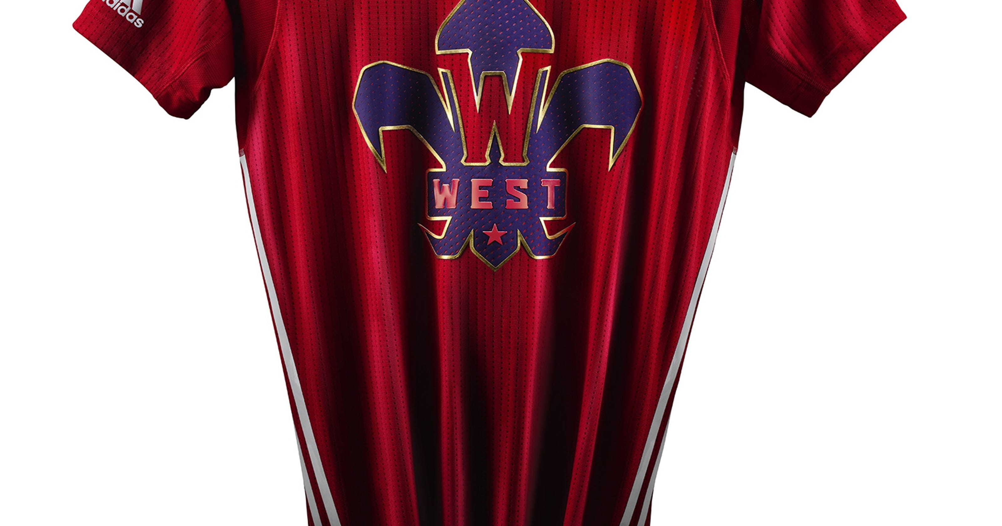 the latest 1d2f1 7a9b9 Why 2014 NBA All-Star Game jerseys will have sleeves