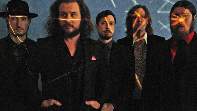 My Morning Jacket will be hometown stars Saturday night at the Forecastle Festival.