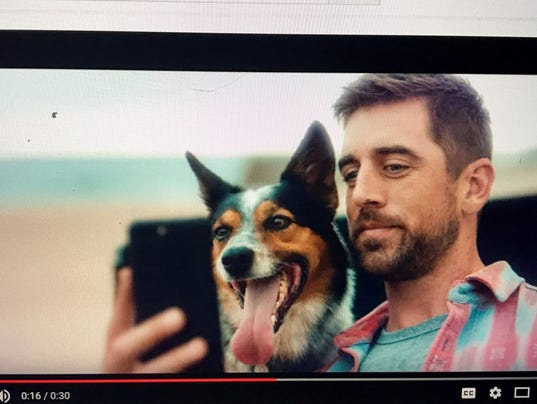 Aaron Rodgers, Clay Matthews and dog star in new State ...