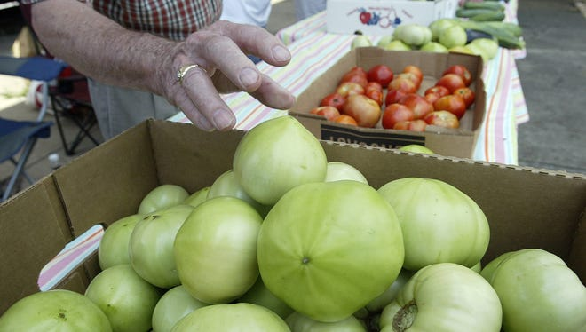 Clarksville's Downtown Farmers Market was named best in Tennessee.