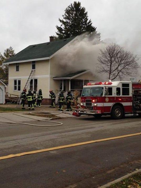 APC Appleton fire