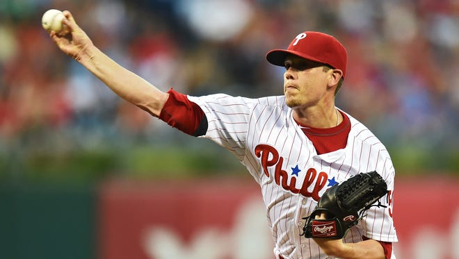 Jeremy Hellickson, right-handed starter, Philadelphia Phillies. The 29-year-old is 6-7 with a 4.03 ERA. He will be an unrestricted free agent this off-season.