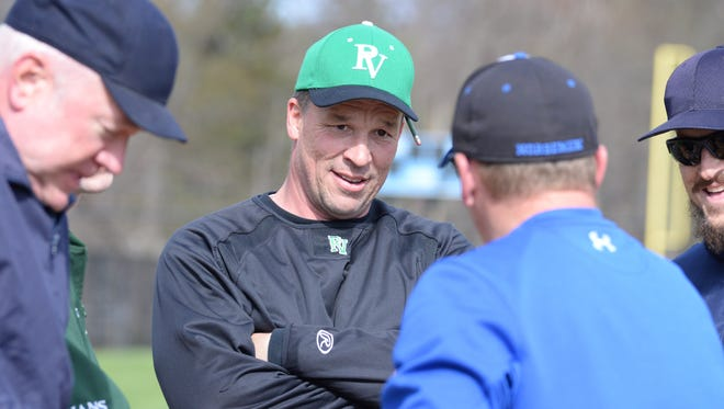 Pascack Valley's Will Lynch is The Record Baseball Coach of the Year for 2017.