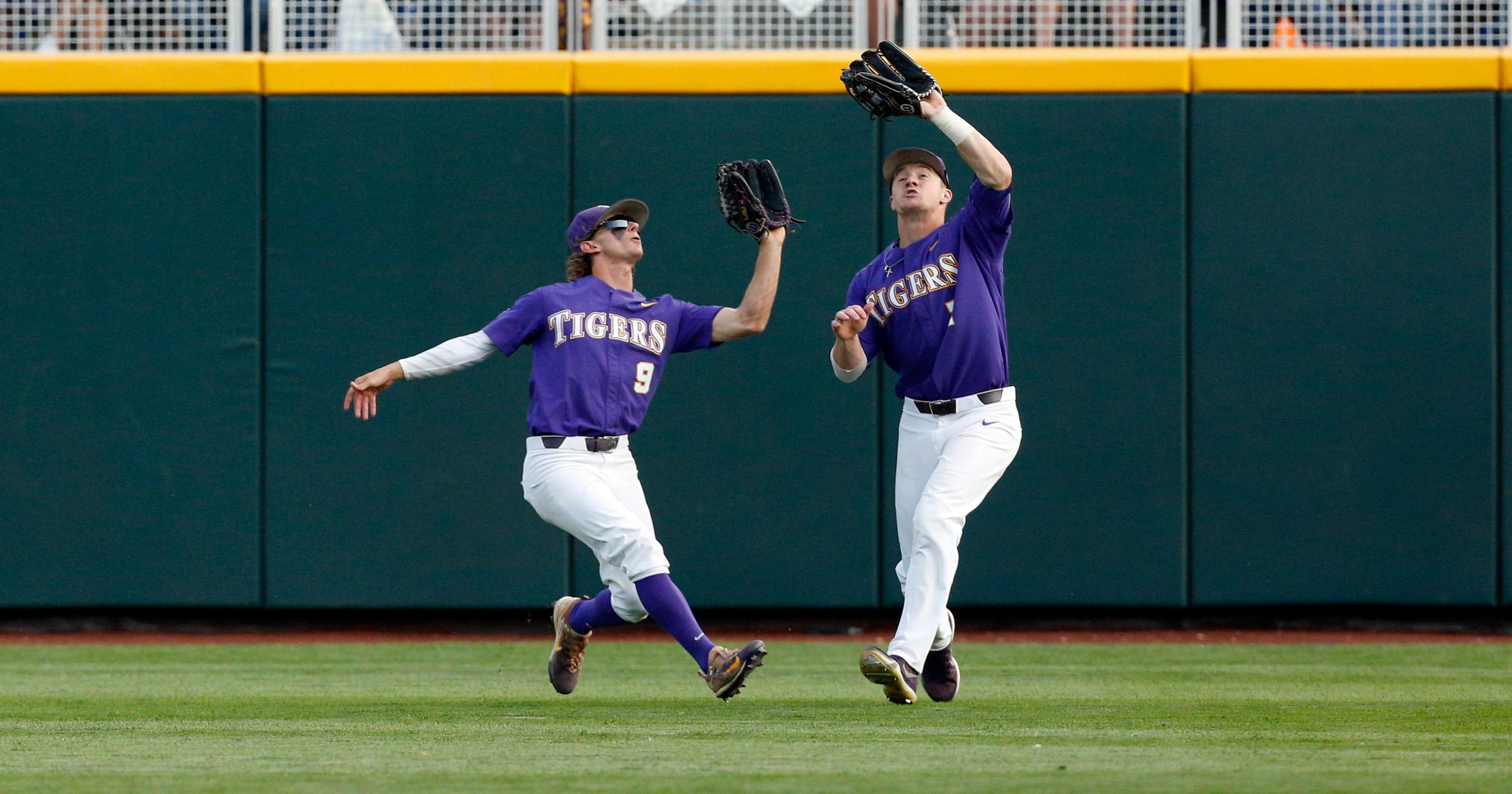 LSU starts at No. 1 in preseason USA TODAY Sports baseball coaches poll