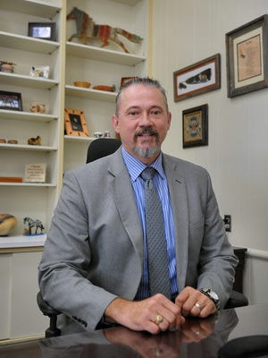Dr. James Johnston was appointed as Midwestern State University provost in April. Johnston earned his bachelor's and master's degrees at MSU, and began teaching there in 2003.