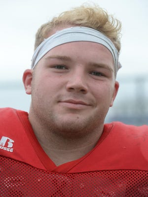 • Union County• Junior• Offensive line• Team captain and all-TEC picked played big role for both Patriot lines