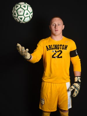 Ryan Wilson Arlington soccer