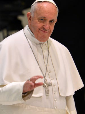 Pope Francis' visit will coincide with the World Meeting of Families, a Vatican-sponsored event being held for the first time in the United States.