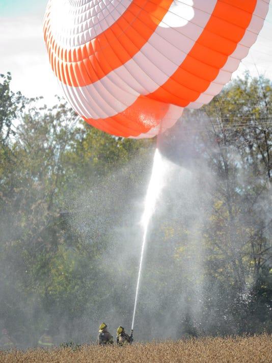 APTOPIX Helicopter Plane Collision
