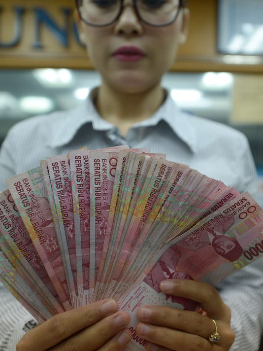 INDONESIA-CURRENCY